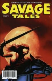 Savage Tales #3 Cover B Richard Isanove Red Sonja